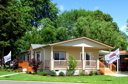 Washington Mobile Home Loan and Financing